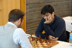 Pentala Harikrishna,India black against Ivan Saric,Croatia