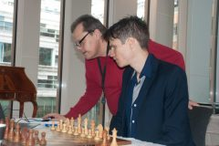 GM Axel Smith & Anders Hansen