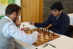 Ivan Saric, Croatia vs Pentala Harikrishna,India