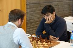 Pentala Harikrishna,India black against Ivan Saric,Croatia