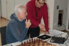 Anders Hansen & IM Björn Ahlander